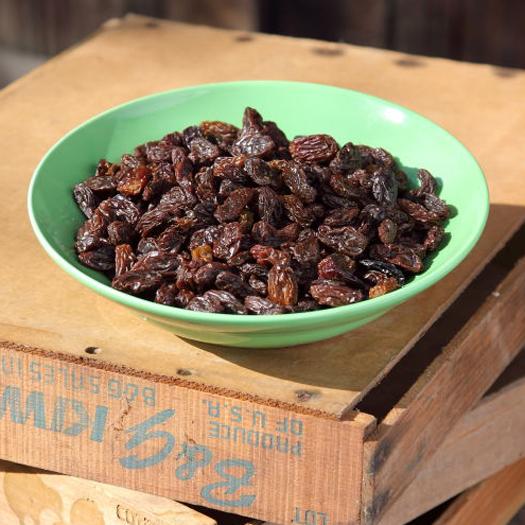 Organic Crimson Raisins 1 lb-0