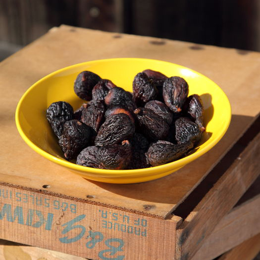 Dried Organic Mission Figs 1/2 lb-0