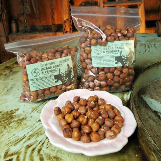 Organic Filbert (Hazelnut) Raw 1 lb-0