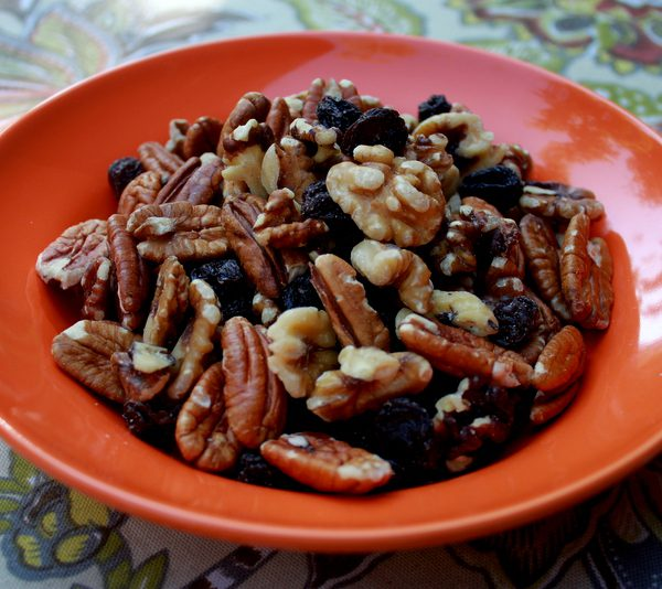 Organic Pecan Trail Mix 1/2 lb-0