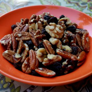 Organic Pecan Trail Mix 1 lb-0
