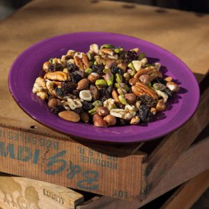 Organic Ranch Trail Mix 1/2 lb-0
