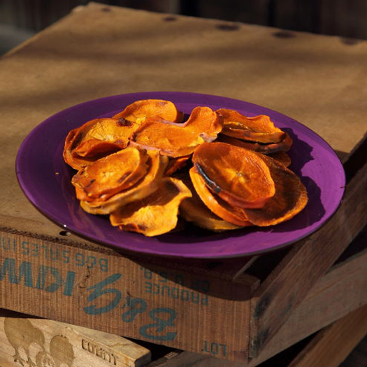 Dried Organic Persimmons 1/2 lb-68