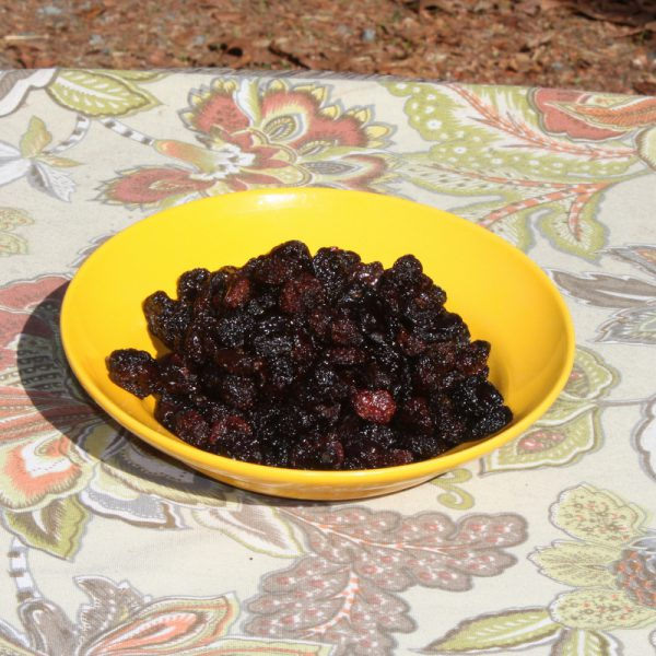 Dried Organic Cherries 1/4 lb-84