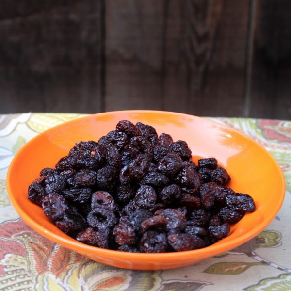Dried Organic Cherries 1/2 lb-82