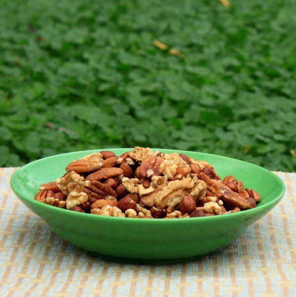 Just Nuts 1/2 lb-137