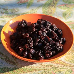 Organic Red Flame Raisins 1 lb-0