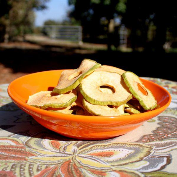 Dried Organic Granny Smith Apples 0.40 lb-89