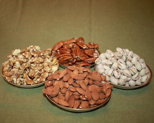 Organic Nuts Basket 4 pounds-184