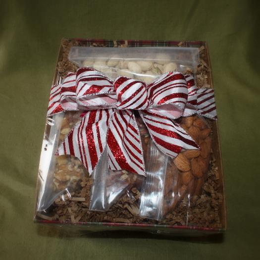 Organic Nuts Basket 2 lbs-190