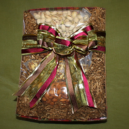Organic Nuts Basket 4 pounds-185