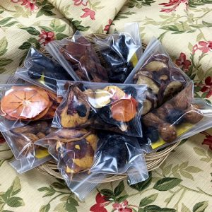 Organic Dried Fruit Basket 0.75 lbs-0