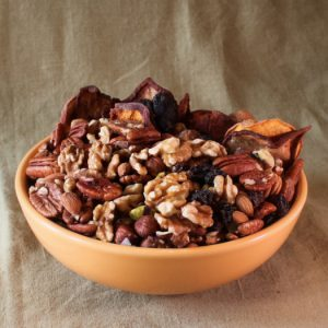 Bowl Organic Trail Mix 1.5 lb-0