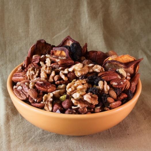 Bowl Organic Trail Mix 1.5 lb-0