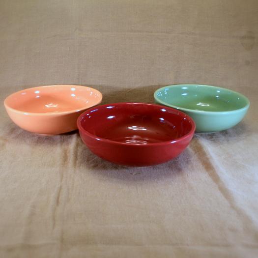 Bowl Organic Dried Apples 1/2 lbs-260